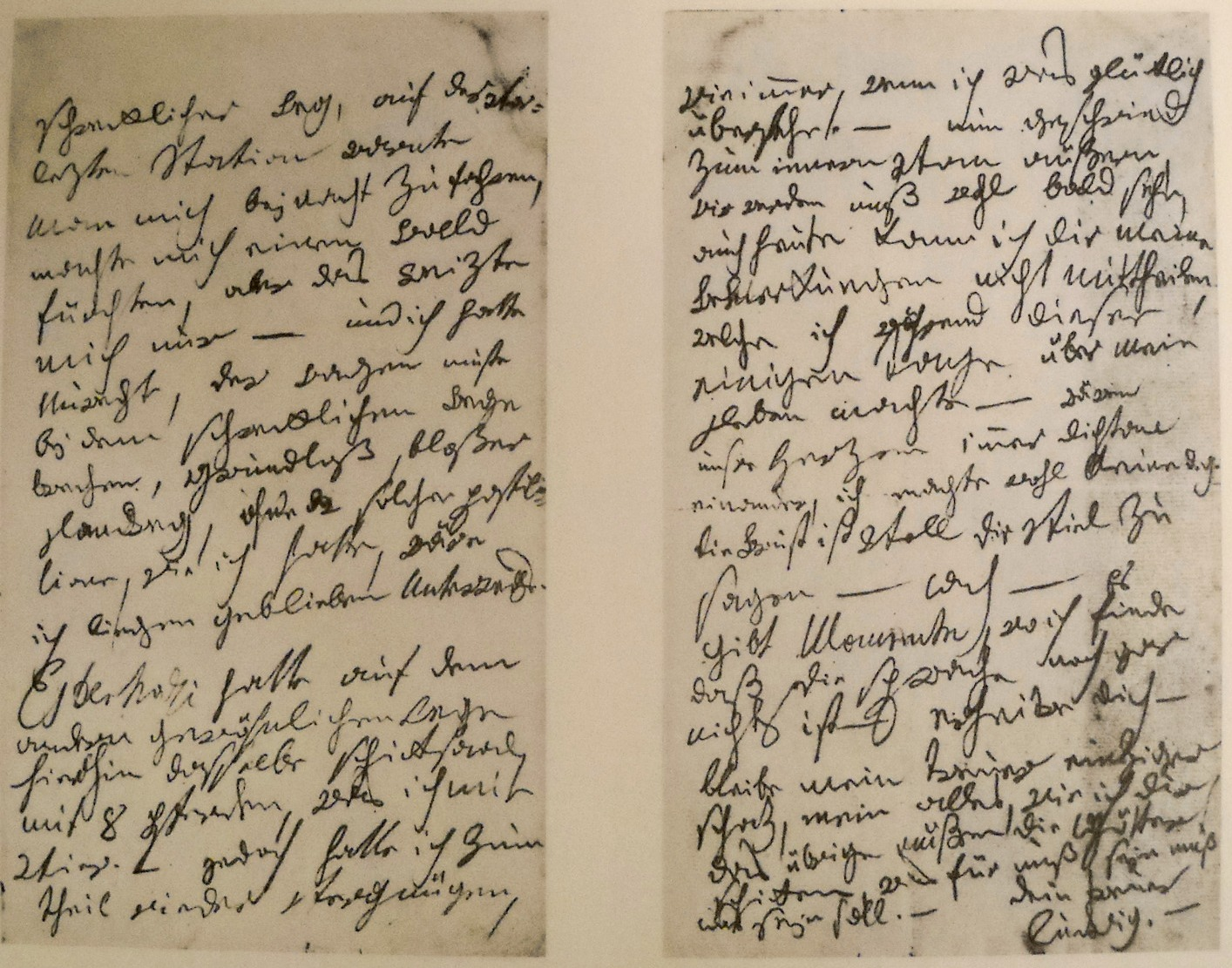 Beethoven's love letters to his Immortal Beloved
