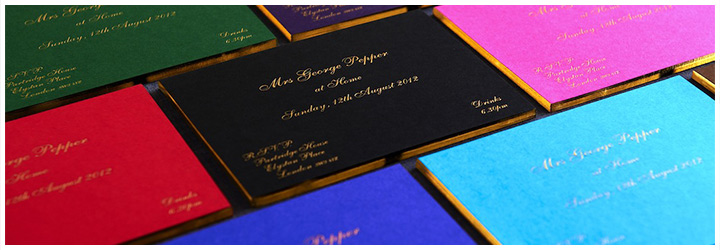 Create your bespoke at home cards online
