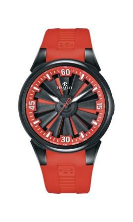 Turbine Watch by Perrelet