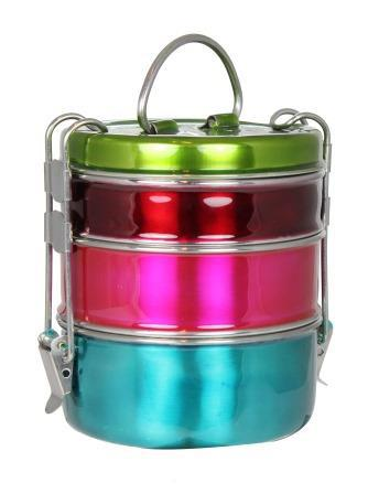 Enamel Tiffin Boxes