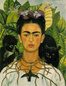 Frida Kahlo (self portrait)