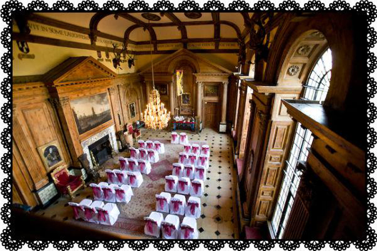 Best Location for a small Luxury Wedding