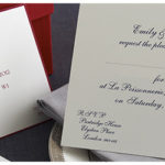 Invitations by Prantl