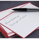 Correspondence Cards - Stylish Notes