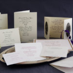 Prantl's Top Tips for choosing Luxury Wedding Stationery
