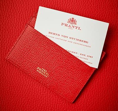 Elegant Leather Accessories