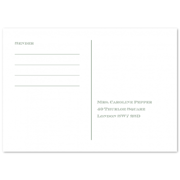 Traditional RSVP Cards