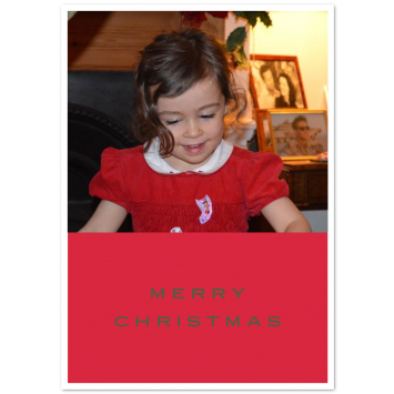 "Christmas photo cards ""Christmas"""