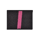 Black Folding Card Case