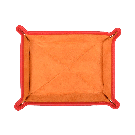 Small Travel Tray in Orange / Orange
