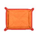 Small Travel Tray in Orange / Orange