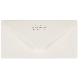 Matching Printed DL Envelopes