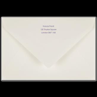 Matching Printed B6 Envelopes