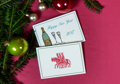 Illustrated Christmas Cards