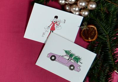 Kera Till Christmas Cards
