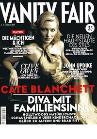 Vanity Fair Februar 2009