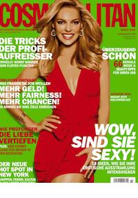 Cosmopolitan März 2009