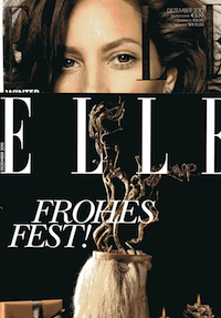 Elle Dezember 2010